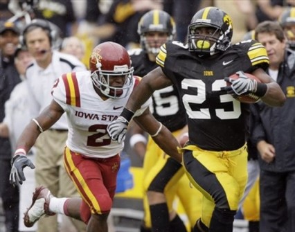 Iowa St Iowa Football